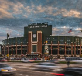 Lambeau-Field-Sunset-